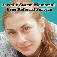 jewelle Sturm Memorial - Free Referral Service